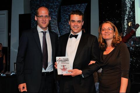 UK Claims Excellence Awards 2013 Oustanding Insurer Claims Individual of the Year
